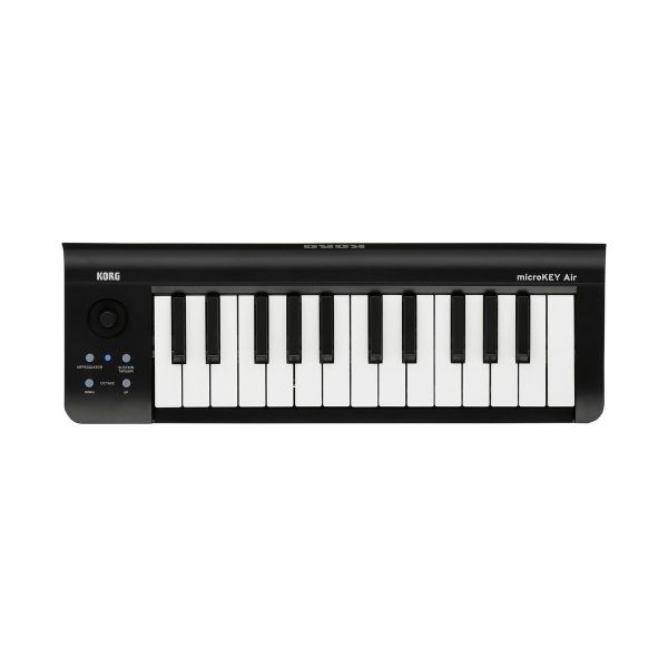 Korg microKEY-2 AIR 25-Key Bluetooth MIDI Keyboard